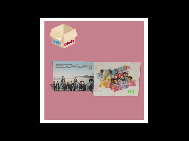 1theK Unboxing(원덕후의 언박싱): THE BOYZ (더보이즈) _ 2nd MINI ALBUM 'THE START'