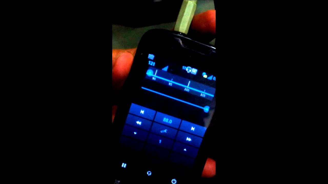 Fm transmitter on usrp n210 and gnu radio
