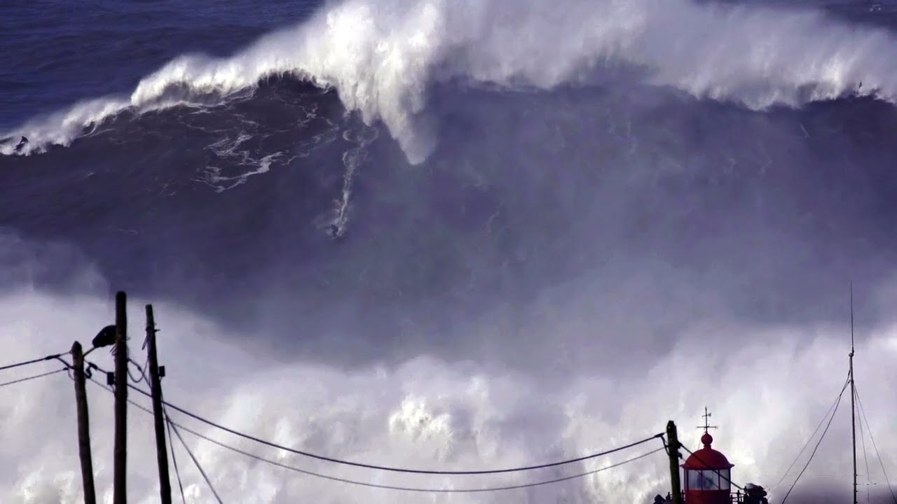 Andrew Cotton On The Nazaré Wave That Changed His Life | Behind the Lines, Ep. 6