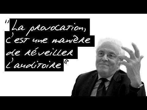 Prof. #1 - Jean-Marie Donegani : la provocation pour réveiller l'auditoire