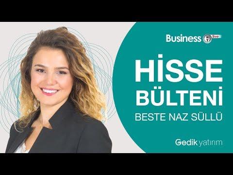 BusinessHT Hisse Bülteni 12.7.2018
