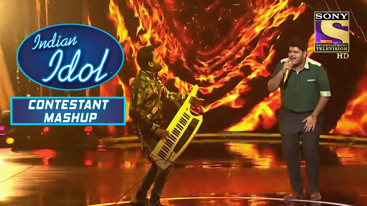 "Download Ashish ने दिया एक Epic ""Dil Se Re"" Performance    Indian Idol   Contestant Mashup"