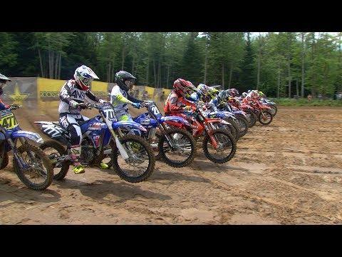 Motocross Québec   Challenge Québec National à Notre-Dame-du-bon-Conseil   CMRC