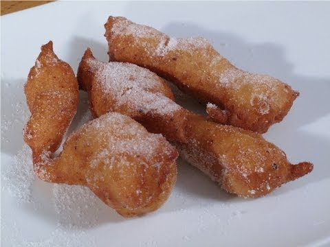 Zeppole For Christmas Recipe - Rossella's Cooking With Nonna