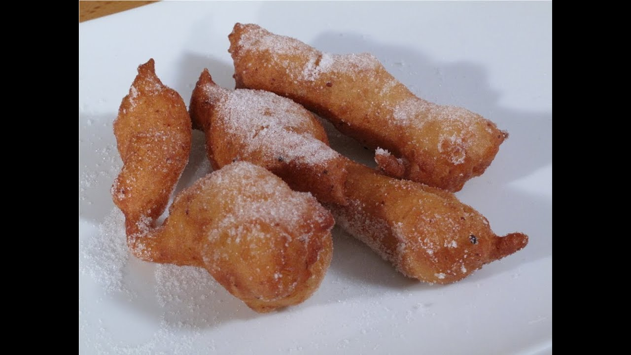 Zeppole For Christmas Recipe Rossella S Cooking With Nonna