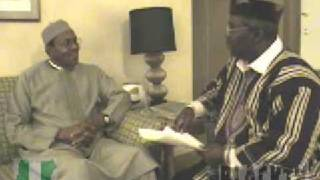 Maj. Gen. Muhammadu Buhari on Nigeria in Review