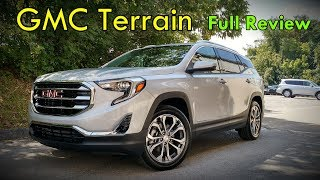 2018 GMC Terrain: Full Review | Denali, SLT, SLE & Diesel