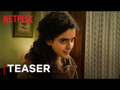 Pagglait | Official Teaser | Sanya Malhotra | Full Teaser watch Online