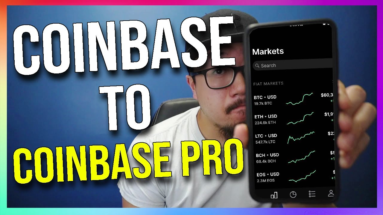 How To Buy Bitcoin On Coinbase Pro Coinbase Pro Tutorial Youtube