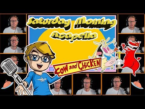 COW and CHICKEN theme  Saturday Morning Acapella
