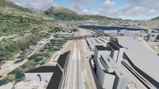 Planforslag Bybanen: Bergen sentrum - Fyllingsdalen