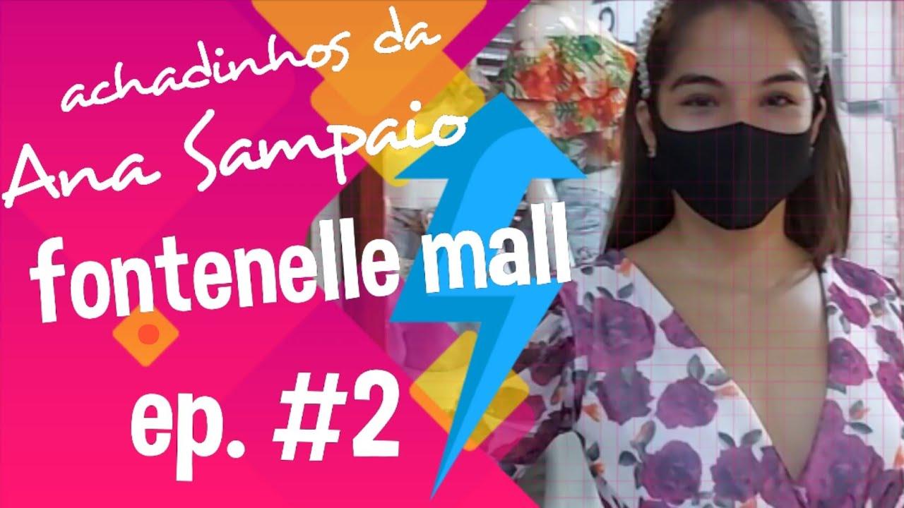 Achadinhos Da Ana Shopping Fontenele - Feira da Madrugada Fortaleza