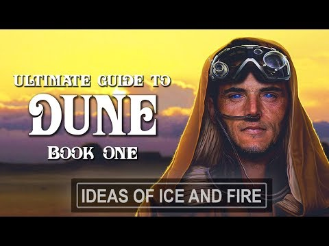 Ultimate Guide To Dune Part 2 Book One