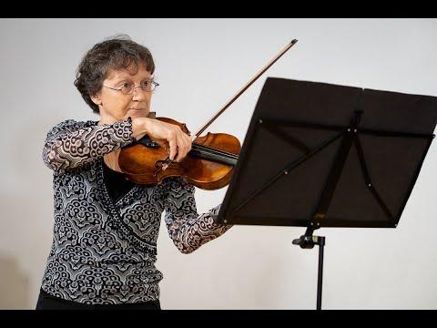 KulturKurier Spezial: Kathrin Breuer, Geige