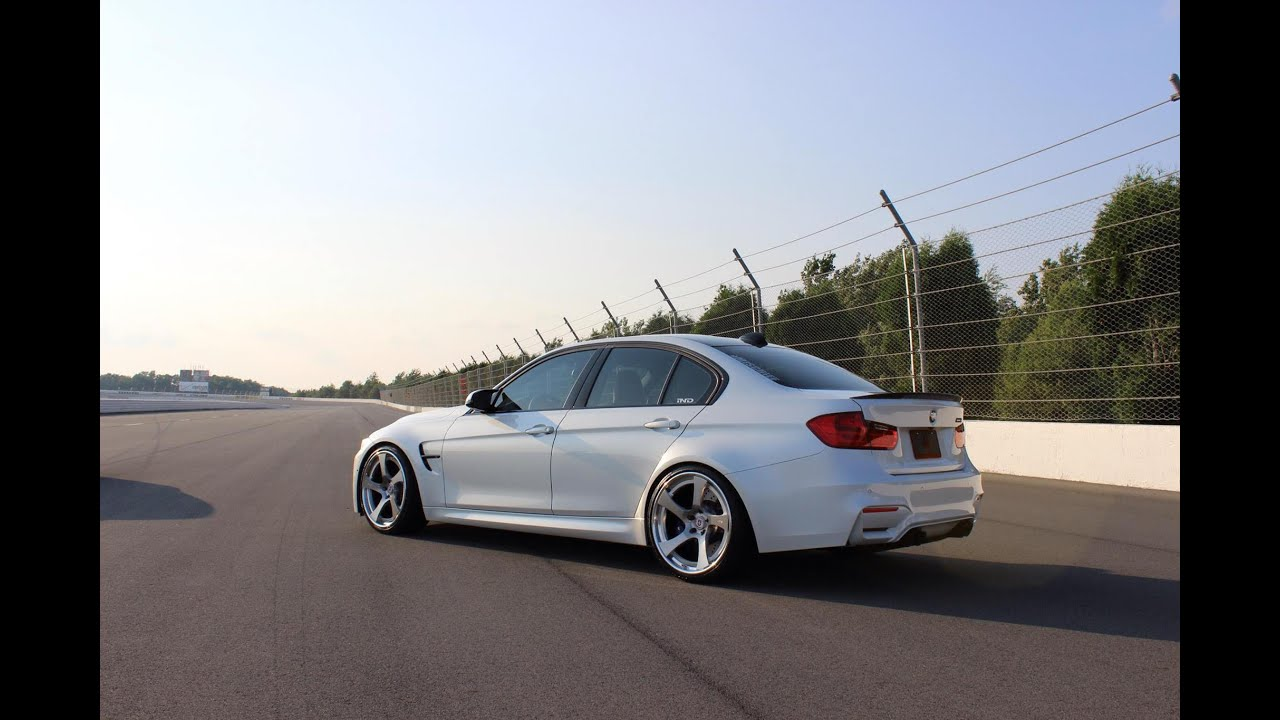 Project 2015 Bmw M3 Hre Rs102 Wheels Youtube