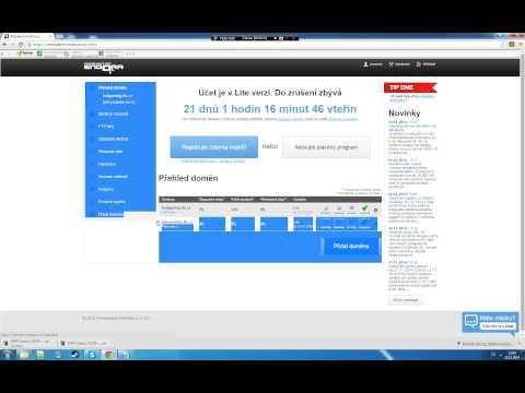 [TuT-CZ] Jak vytvořit web PHP-Fusion ( Registrace,login)