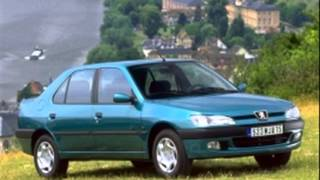 Peugeot 306 Sedan Interior