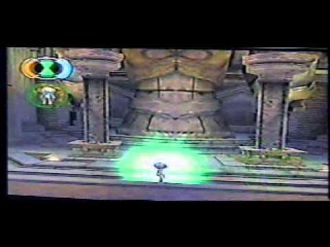 ben 10 ultimate alien : cosmic destruction the game part 1