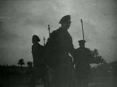Zionist Bombing In Jerusalem 1946