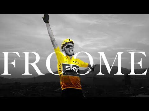 FROOME -  Road To A 5th Tour De France
