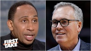 Stephen A. reacts to Mike D'Antoni joining the Nets' coaching staff | First Take