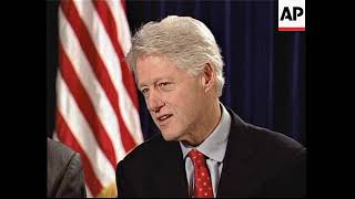 Remembering 41st President: George HW Bush, Clinton friendship