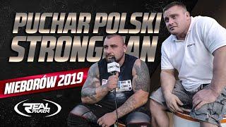 Puchar Polski Strongman - Nieborów 2019