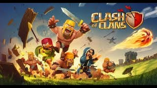 Mobilefanboy bei uns im Clan :D Let`s play Clash of Clans 003
