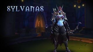 How to copy Sylvanas Windrunner's appearance thumbnail