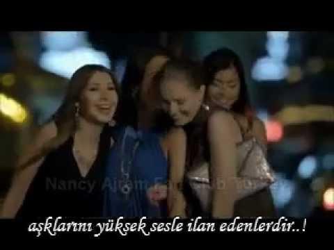 Nancy Ajram = Meen Ma Ando (Türkçe Altyazı) -Turkish Subtitles-