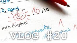 Od 20 lat uczę angielskiego | Vlog #20