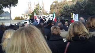 Roma 05-01-2012 Sindaco Alemanno Monti dell