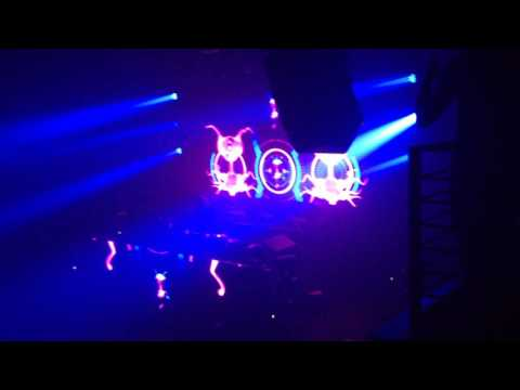Flux Pavilion live in Houston