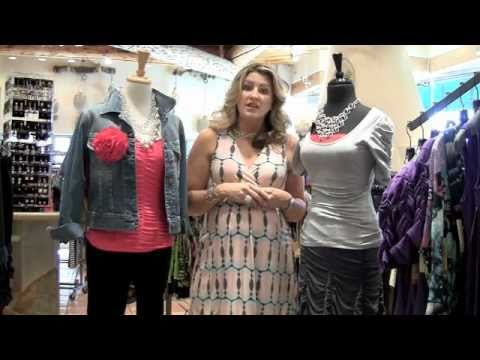 Mariah's Monday Makeover! Roll with Ruching! (Womens boutique Albuquerque)