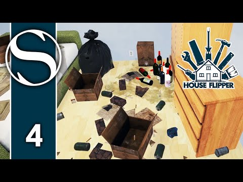 #4 House Flipper - House Flipper Gameplay [Students]