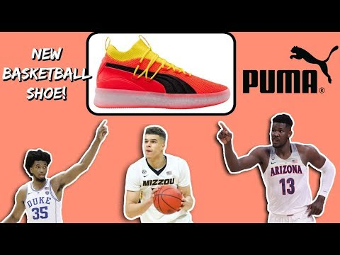 IS PUMA THE NEXT BEST BASKETBALL SHOE?!