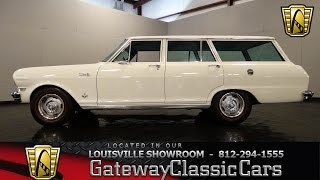 1964 Chevrolet Nova Station Wagon - Louisville Showroom - Stock #880