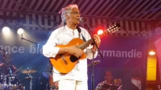 Chris Combette - Kon oun lotomat - Festival Nomade Yvetot 21 08 2015