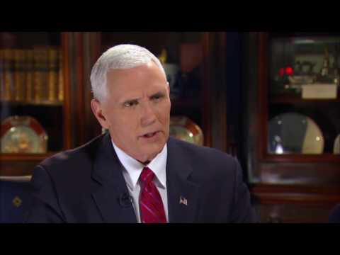 Vice President Mike Pence on Michael Flynn's Resignation