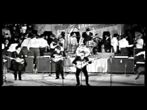 The Beatles - Rock and roll music Live HQ
