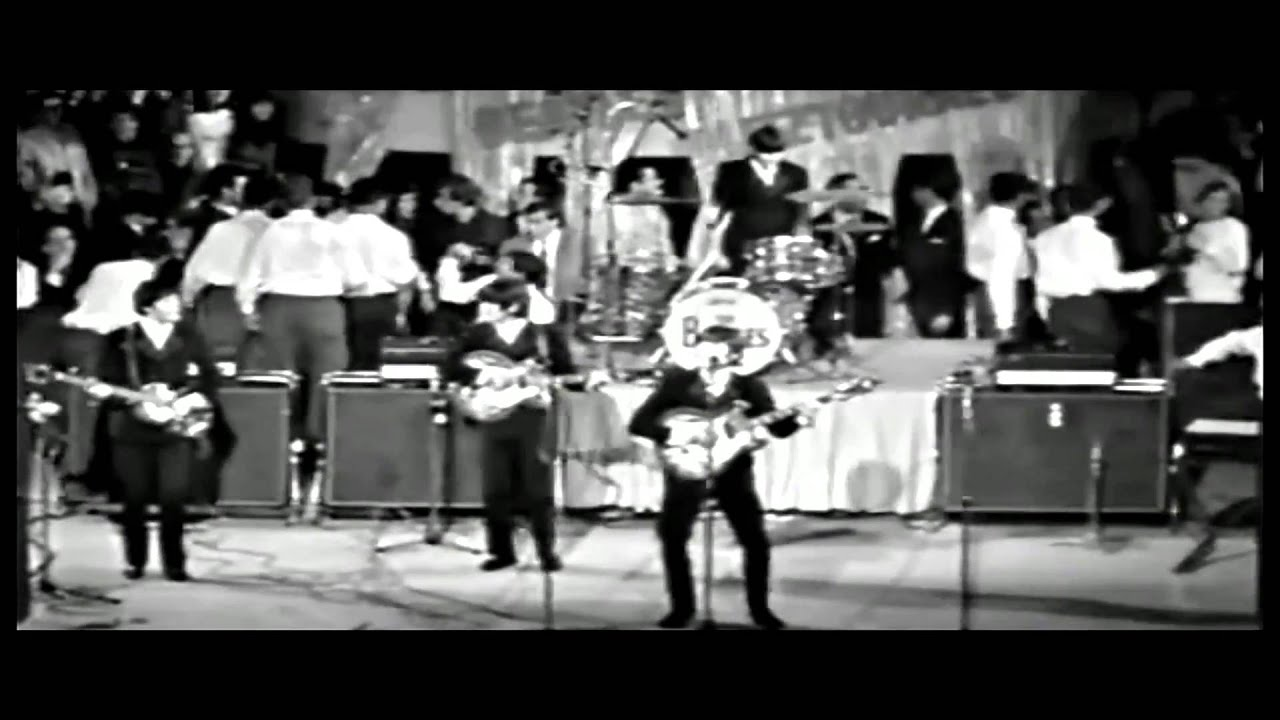 The Beatles Rock And Roll Music Live Hq Youtube