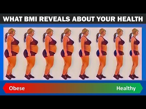 What BMI tells you about your health and wellness, and step-by-step calculation
