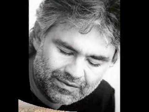 Andrea Bocelli - El Silencio De La Espera (Il Mare Calmo ...