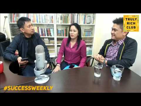 Bo Sanchez Success Weekly   He once drowned in debt… now he's drowning in blessings!