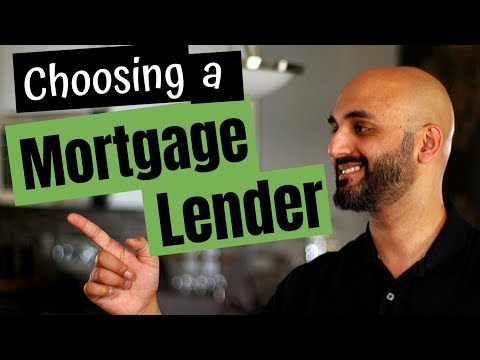 How To Choose The Best Mortgage Lender (with Tips To Get The LOWEST RATES!)