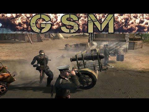 В тылу врага 2 Штурм I Обзор мода German Soldiers Mod X