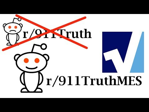 ✈️#911Truth Part 3: I Got Banned from Reddit's r/911Truth So I Created r/911TruthMES #Censorship