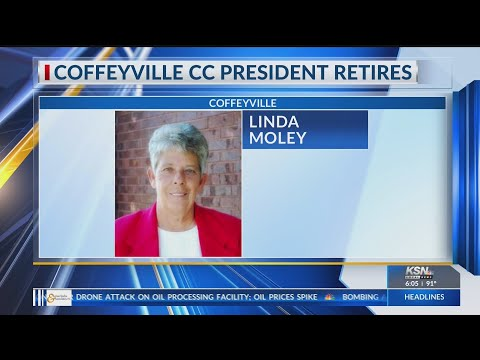 Coffeyville Community College President announces retirement