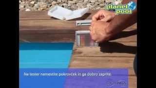 Merjenje parametrov bazenske vode(, 2015-02-23T09:25:47.000Z)