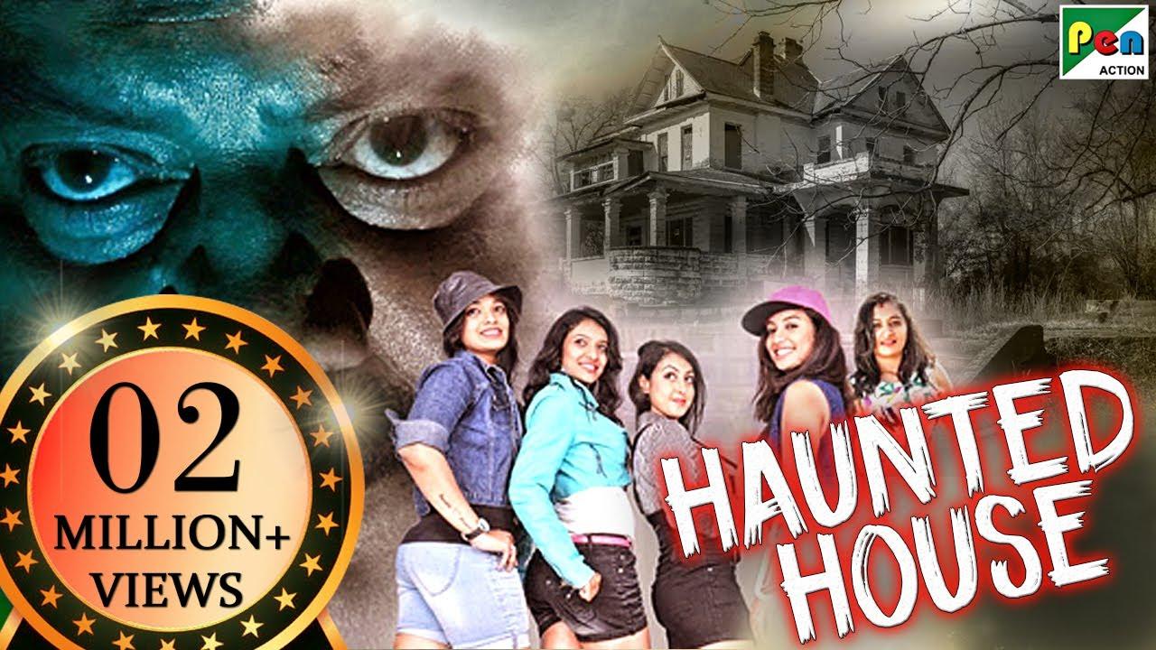 Download Haunted House (2021) New Horror Hindi Dubbed Movie | Mandhra, Saikumar